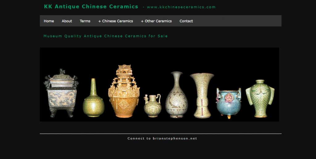 KK Chinese Ceramics